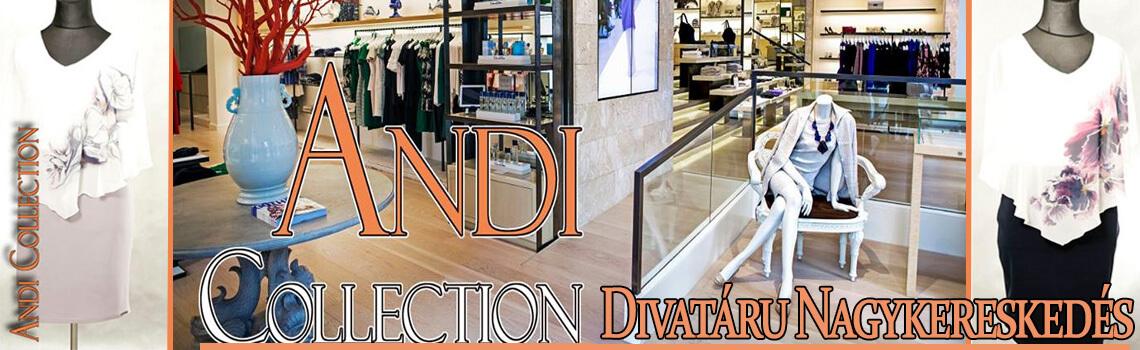 Andi Collection, Női Divatáru Nagykereskedés