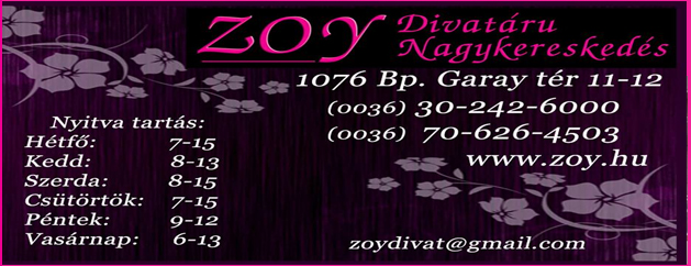 Zoy Divat