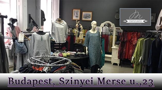 4a35ac9e2e2c Mamzi Porta; Női langelook ruházati nagykereskedés