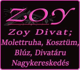 1b5a4cc2f816 Zoy Divatáru Nagykereskedés - Divatnagyker - Divatinfó